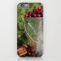 iPhone & iPod Case featuring Berries and Spice by Shawn King