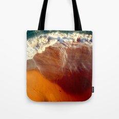 Ocean Trauma Tote Bag