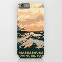 The Massasauga Park Poster iPhone 6 Slim Case