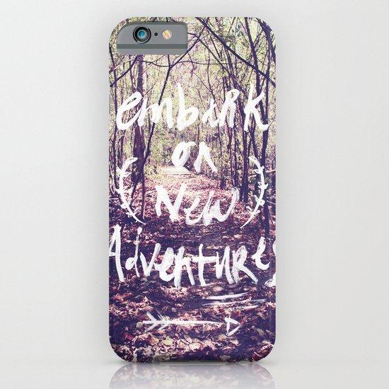 New Adventures iPhone & iPod Case