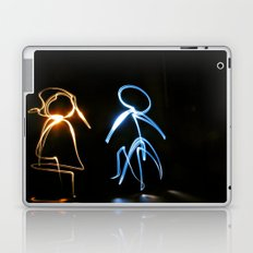 Boy&Girl Laptop & iPad Skin