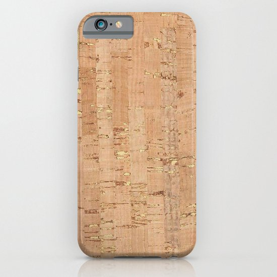 Cork iPhone & iPod Case