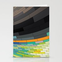 Revenge of the Rectangles II Stationery Cards