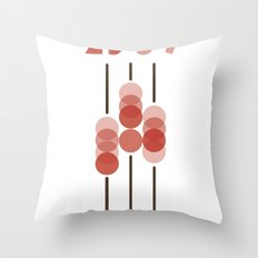 23:59 Throw Pillow