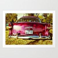 texas wedding Art Print