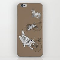 Steam Punk Pets iPhone & iPod Skin