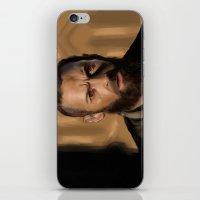 Jean Valjean iPhone & iPod Skin