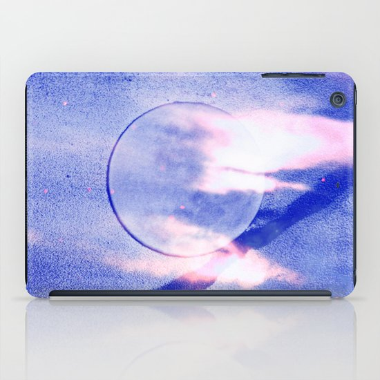 """""""Night Time, My Time"""" by Cap Blackard iPad Case"""