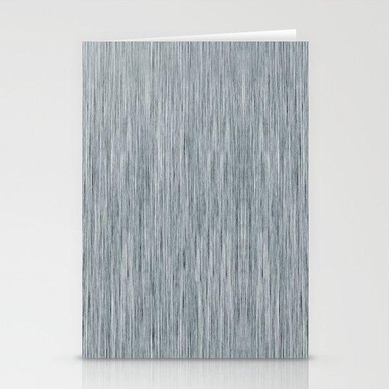 Steel Stationery Card