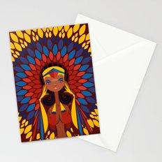 FIFA 2014 Samba Girls Series: Colombia Stationery Cards