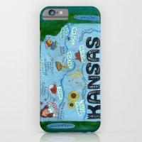KANSAS iPhone 6 Slim Case
