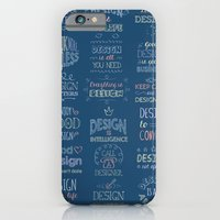 iPhone & iPod Case featuring Call a Designer by Rosa Puchalt