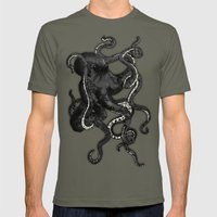 Octopus Mens Fitted Tee Lieutenant SMALL