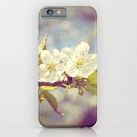 iPhone & iPod Case featuring Cherry Blossoms by Shannon Marie