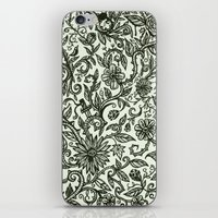 Garden Of Relief And Aff… iPhone & iPod Skin
