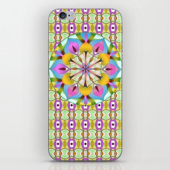 Lucky Lotus iPhone & iPod Skin