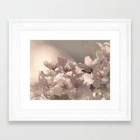WONDERFUL SPRING Framed Art Print