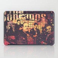 The Sopranos (in memory of James Gandolfini)2 iPad Case