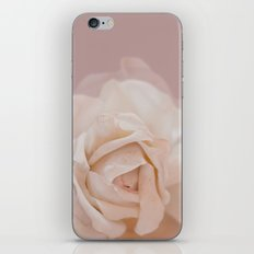 DUSKY ROSE iPhone & iPod Skin