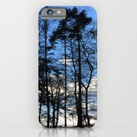 iPhone & iPod Case featuring TREES by Annamaria Kowalsky