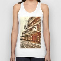 Give My Regards To Broadway Unisex Tank Top