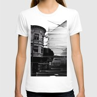 Deconstructions 2B Womens Fitted Tee White SMALL