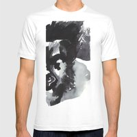 The Wolverine Mens Fitted Tee White SMALL