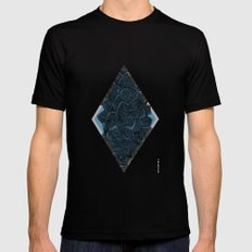 - artefact - SMALL Mens Fitted Tee Black