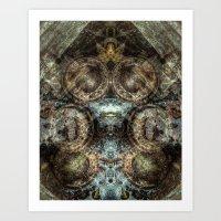 Cazador / Hunter Art Print