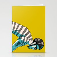 MIKE'S BIKE Stationery Cards