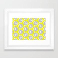 Van Peppen Pattern Framed Art Print