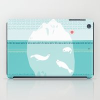 The Ice Lovers iPad Case