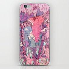 パンク死んでいません (Punk's not dead) iPhone & iPod Skin
