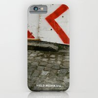 iPhone & iPod Case featuring Move Over by Yield Media