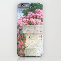 Cascade Of Pink Roses iPhone 6 Slim Case
