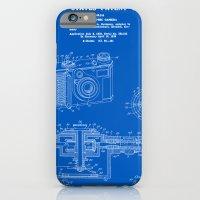 Camera Patent 1938 - Blueprint iPhone 6 Slim Case