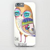 Owl Wisdom iPhone 6 Slim Case