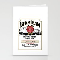 Beam Team Stationery Cards