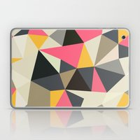Lemonade Stand Tris Laptop & iPad Skin