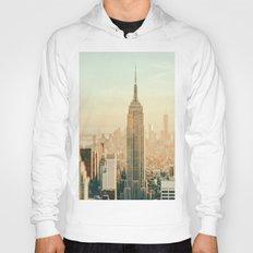 New York City Skyline Dreams Hoody