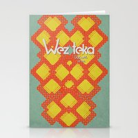 Mitchati Hearts  - Wezte… Stationery Cards