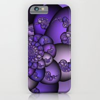 Perplexity Of Purple iPhone 6 Slim Case