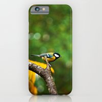 Great Titmouse  iPhone 6 Slim Case