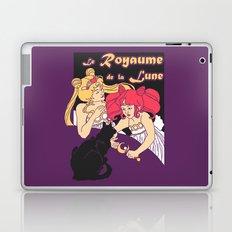Royaume de la Lune Nouveau Laptop & iPad Skin