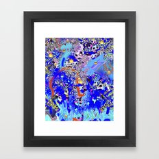 Bog Framed Art Print