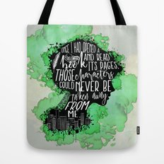 New World Rising - A Book Tote Bag