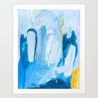 Color Study No. 10 Art Print