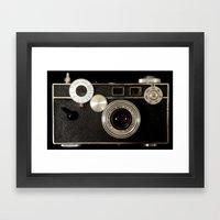 Argus Rangefinder Framed Art Print