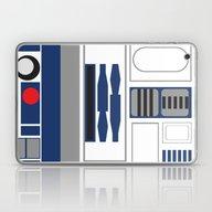 Star Wars - R2D2  Laptop & iPad Skin