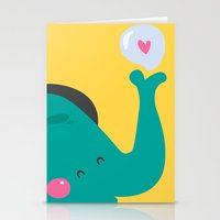 Trompitas Stationery Cards